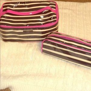 Kate Spade Colin Travel Cosmetic Bag Set